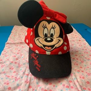 Minnie Mouse Toddler Hat